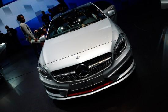 Mercedes-Benz A-Class Geneva
