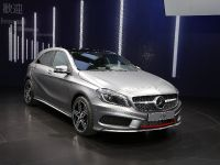 Mercedes-Benz A-Class Paris 2012, 1 of 10