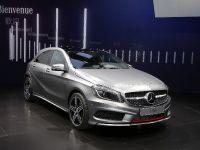 Mercedes-Benz A-Class Paris 2012, 2 of 10