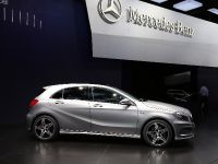 Mercedes-Benz A-Class Paris 2012, 3 of 10