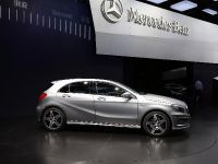 Mercedes-Benz A-Class Paris 2012, 4 of 10