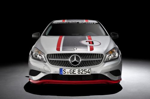 Женевский Автосалон: Mercedes-Benz A-Класс Спорт