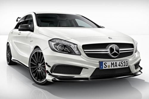 Mercedes-Benz A45 AMG Edition One, 1 of 6