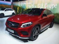 Mercedes-Benz AMG GLE 450 Detroit 2015, 1 of 5