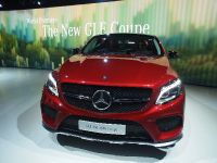 Mercedes-Benz AMG GLE 450 Detroit 2015, 2 of 5
