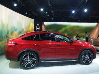 Mercedes-Benz AMG GLE 450 Detroit 2015, 4 of 5