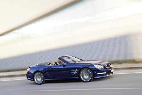Mercedes Benz AMG SL 65