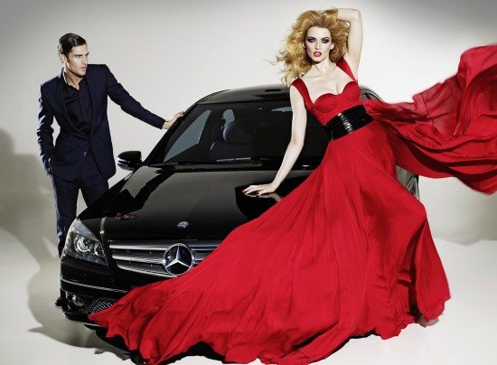 Mercedes-Benz and Fashion