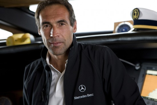 Mercedes-Benz and Mike Horn