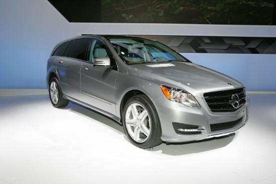 Mercedes-Benz at New York