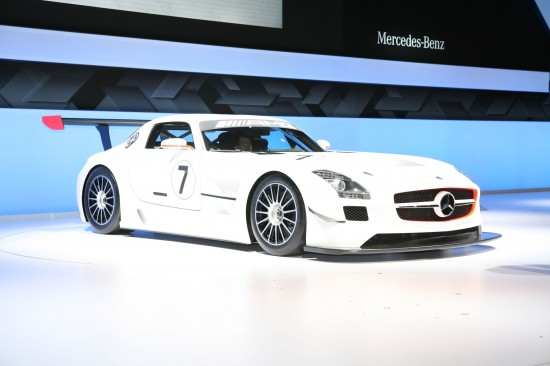 Mercedes-Benz at New York