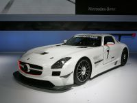 2011 Mercedes-Benz SLS AMG Racer