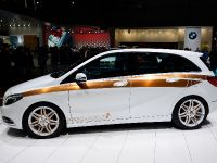 Mercedes-Benz B-Class E-CELL Plus Concept Geneva 2012