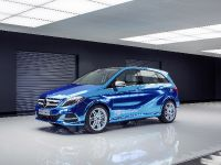 Mercedes-Benz B-Class Electric Drive Concept, 3 of 5