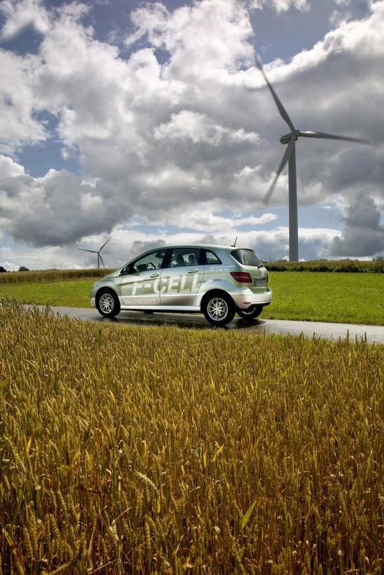 Mercedes-Benz B Class F-CELL