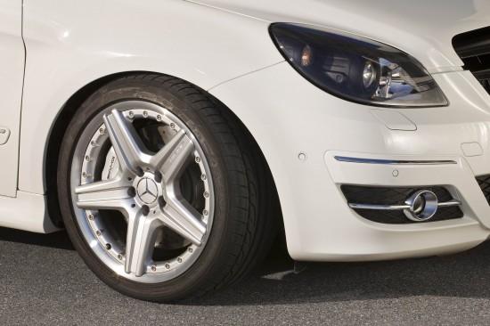 Mercedes-Benz B55 V8