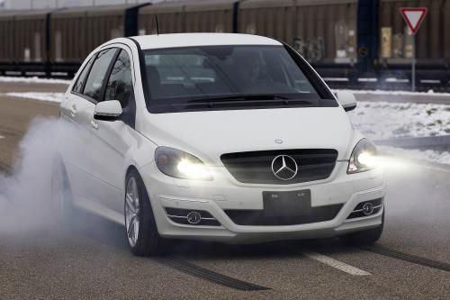 Mercedes-Benz B55 - 378HP и 530 Нм