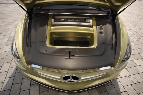 Mercedes-Benz Concept BlueZERO: три раза доказательством повседневная практичность нулевым уровнем выбросов транспортных средств