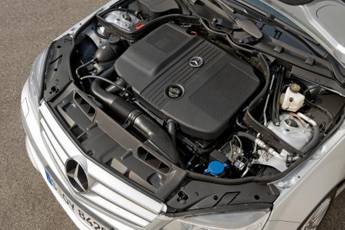 Mercedes-Benz C 250 CDI BlueEFFICIENCY Prime Edition: эффективность и удовольствие от вождения на новый самолет