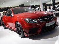 thumbnail image of Mercedes-Benz C 63 AMG Black Series Frankfurt 2011