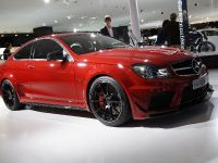 Mercedes-Benz C 63 AMG Black Series Frankfurt 2011, 2 of 3