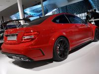 Mercedes-Benz C 63 AMG Black Series Frankfurt 2011, 3 of 3