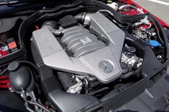 Mercedes-Benz C 63 AMG Coupe Black Series