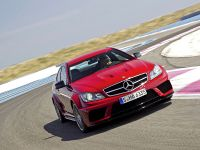 Mercedes-Benz C 63 AMG Coupe Black Series, 12 of 23