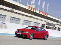 Mercedes-Benz C 63 AMG Coupe Black Series, 13 of 23