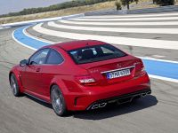 Mercedes-Benz C 63 AMG Coupe Black Series, 16 of 23