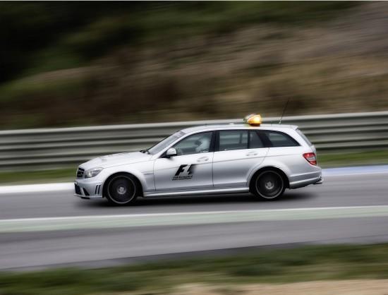 Mercedes-Benz C 63 AMG Medical Car