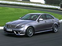 Mercedes-Benz C 63 AMG, 3 of 8