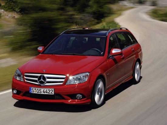 Mercedes-Benz C Class Estate