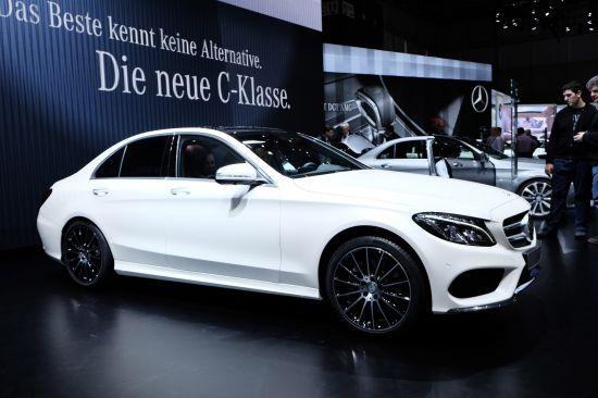 Mercedes-Benz C-Class Geneva