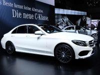 thumbnail image of Mercedes-Benz C-Class Geneva 2014