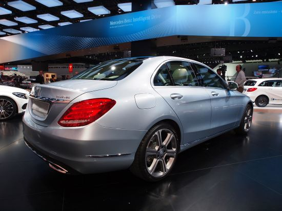Mercedes-Benz C220 Detroit