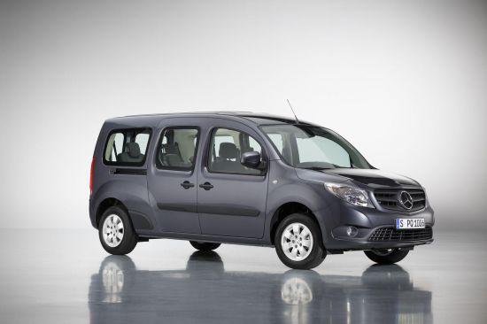 Mercedes-Benz Citan Extra-Long Wheelbase