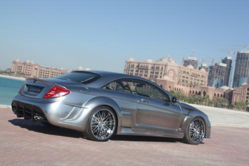 Mercedes-Benz CL PhantASMA65 V12 Bi-Turbo АСМА-дизайн