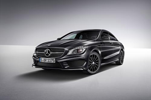Mercedes-Benz CLA Edition 1 добавляет эксклюзивности ассортимента