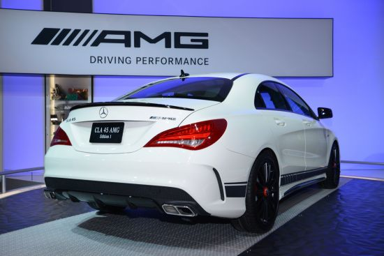 Mercedes-Benz CLA45 AMG Chicago