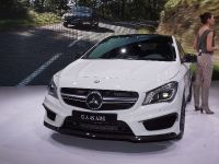 Mercedes-Benz CLA45 AMG New York 2013