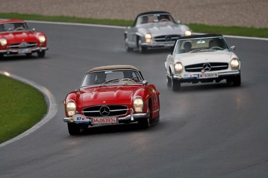 Mercedes-Benz Classic cars