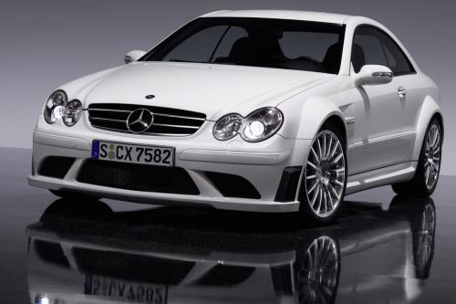 Mercedes-Benz CLK 63 AMG Black Series - фотография mercedes-benz