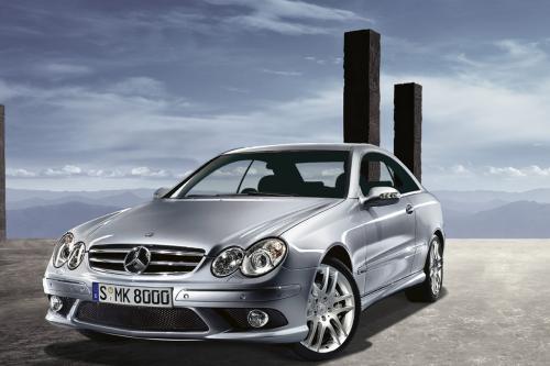 Mercedes-Benz CLK Sport Edition - фотография mercedes-benz