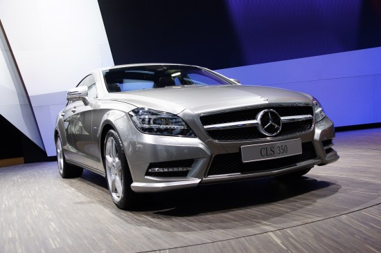 Mercedes-Benz CLS 350 Paris