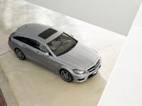 Mercedes-Benz CLS 63 AMG Shooting Brake, 5 of 8