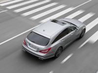 Mercedes-Benz CLS 63 AMG Shooting Brake, 6 of 8