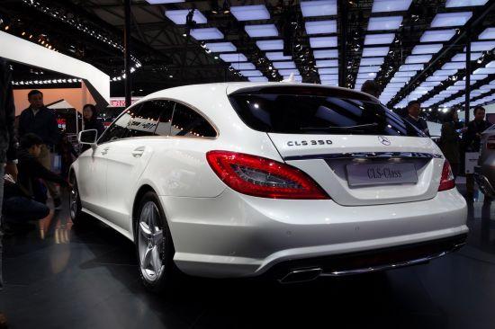 Mercedes-Benz CLS-Class Shanghai