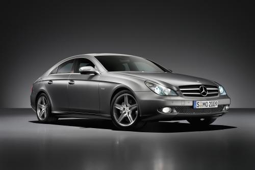 Mercedes-Benz CLS Grand Edition: эксклюзивный стиль, концентрированный элегантность и захватывающие линии