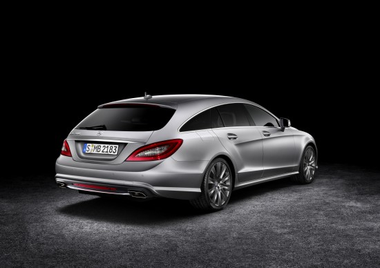 Mercedes-Benz CLS Shooting Brake